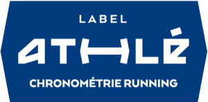 Label chronométrie Running FFA